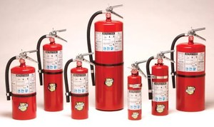 Multi-Purpose Dry Chemical Fire Extinguishers